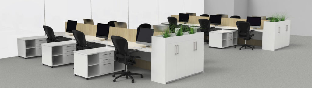 Open office render
